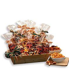 Going Nuts! Gourmet Pistachios, Almonds, Peanuts Gift Basket - http://www.fivedollarmarket.com/going-nuts-gourmet-pistachios-almonds-peanuts-gift-basket/