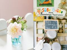 german wedding ideas - photo by Lea Bremicker http://ruffledblog.com/whimsical-german-wedding/