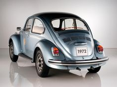 1972 Marathon Beetle | All the VW Beetle Special Editions : SE Beetles