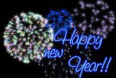 Animated Happy New Year GIF | Happy New Year Graphics|Animated Happy New Year Images|Happy New Year ...