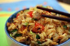 Жареный рис по-китайски | thePO.ST
