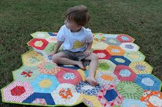 Baby Quilts for Sale / Custom Handmade Quilts / von QuiltRhapsody