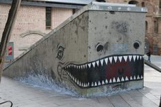 awesome, cool, art, street art, interesting, paintings, 25 Examples of Beautiful Street Art