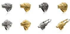 Game of Thrones inspired jewelry.