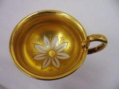 Antique Circa 1890 - 1900's Dresden Teacup