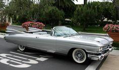 "True Colors: ""Silver and Gold"" 1959 Cadillac Eldorado Biarritz ""Argent Poly"""