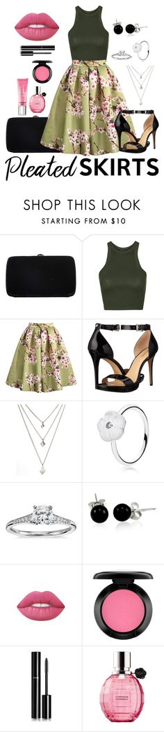 """"""":)"""" by liora134 ❤ liked on Polyvore featuring Sergio Rossi, Topshop, MICHAEL Michael Kors, Pandora, Blue Nile, Bling Jewelry, Lime Crime, MAC Cosmetics, Chanel and Viktor & Rolf"""