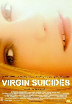Affiche du film Virgin suicides