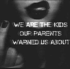 As said before, strict parents create sneaky kids. I just happen to be one of them. Stoner Quotes, 420 Quotes, Trippy Quotes, Grunge Quotes, Dark Quotes, Quote Aesthetic, Badass Aesthetic, Mood Quotes, Deep Thoughts