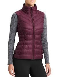 Athleta | Downalicious Deluxe Vest