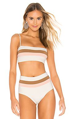 AKwell Mommy and Me Women Girl 2 Piece Ruffle Halter Backless Bikini Crop with High Waisted Leaf Coconut Printed Bottom