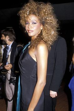 Whitney Houston is the only artist in history to have SEVEN #1 hits on the Billboard Pop charts.