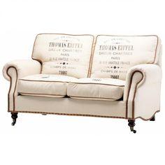 factory 2er sofa leder - kika - die nr.1 bei wohnideen ... - Wohnideen Minimalist Sofa