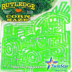 Rutledge Corn Maze Olympia, WA