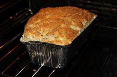 LCHF Low Carbs High Fat: LCHF Bread - Recipe