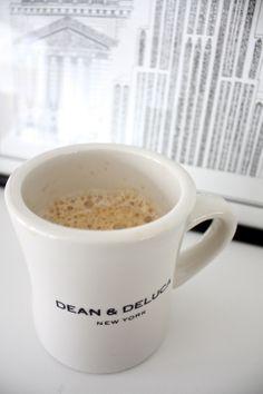 homevialaura | Dean & DeLuca mug | coffee