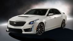 new #cadillac cts-V 640 hp sedan, no standard trans offered. 200mph car is the claim though!