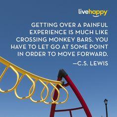 Live Happy Quotes | C.S. Lewis