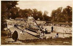Guildford Castle, Historian, Surrey, Dolores Park, Childhood, Tower, British, England, Gardens