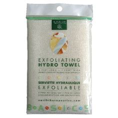 Earth Therapeutics Hydro Exfoliating Towel 1 each *** Find out more about the great product at the image link. (Note:Amazon affiliate link)