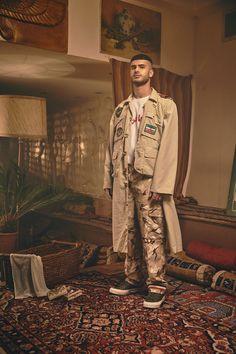 Paria Farzaneh Autumn/Winter 2018 Menswear | British Vogue