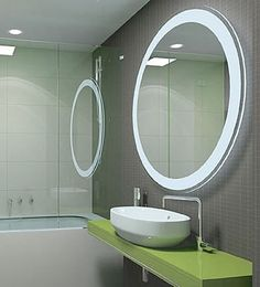 Bathrooms Design Modern Bathroom Mirror Cabinet With Light Regarding Proportions 1500 X 1658 Round Wall Mounted Mirrors Looking For The Ideal Li