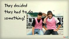 """The story of Pink Shirt Day done in """"storyboard"""" style https://www.youtube.com/watch?v=gjmf3I1_ZhU"""