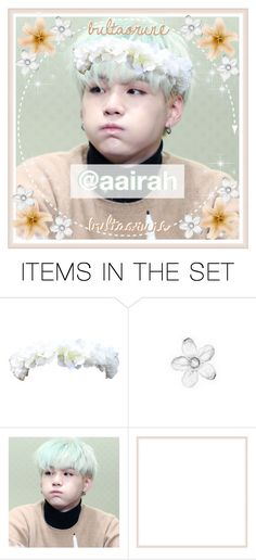 """Suga Icon!"" by aairah ❤ liked on Polyvore featuring art and AairahIcons"