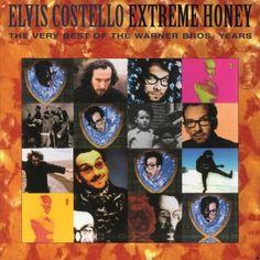 ELVIS COSTELLO - EXTREME HONEY - VERY BEST OF WARNER BROS YEARS