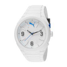 PUMA Reloj para hombre Blanco