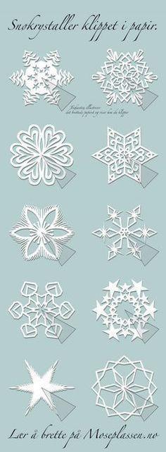 """海外では、クリスマス定番のデコレーションアイテム「スノーフレーク」。""""雪の結晶""""の形をした、美しく繊細なペーパーアートです。日本では切り絵として親しまれているので、子どものころに作った経験がある方もいるかもしれません。ハサミで紙を切って形を作るというシンプルなものですが、紙を広げてみると、そのきれいさに、きっと感動します。完成したスノーフレークは、オーナメントにして飾ったり、プレゼントのラッピングに貼り付けたり、活用法もさまざまです。今回は、魅力いっぱいの「スノーフレーク」の作り方と、おしゃれな活用法を5つご紹介します。 この記事の目次 基本の作り方 いろいろあるスノーフレークのパターン その1 オーナメントとして飾る その2 窓ガラスに貼って飾る その3 ラッピングに活用する その4 クリスマスツリーに飾る その5 灯りを入れて照明にする 進化しているスノーフレーク 手作り初心者さんにもおすすめの「スノーフレーク」 基本の作り方…"""