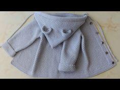 Aras Hırka Kapüşon ve Model anlatımlı - YouTube Knitting, Crochet, Youtube, Fashion, Mesh, Tejidos, Needlepoint, Children, Moda