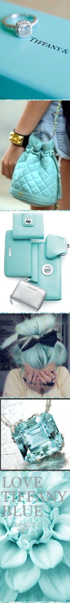 Luxury in Tiffany Blue@Luxurydotcom/