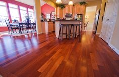 Brazilian Cherry Laminate Flooring - http://flooringidea.backtobosnia.com/brazilian-cherry-laminate-flooring/ : #LaminateFlooring Brazilian Cherry Laminate Flooring – Brazilian cherry laminate flooring commonly called the Jatoba (Hymenaea courbaril) laminate flooring in South America. Brazilian cherry is also commonly called the American cherry but it's not cherry wood; it is Jatoba are generally grown in South...