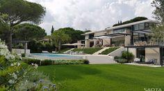 20 Casas luxuosas e modernas do escritório Saota! Confira detalhes!