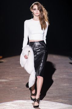 Francesco Scognamiglio Fall 2013 Ready-to-Wear Collection Slideshow on Style.com