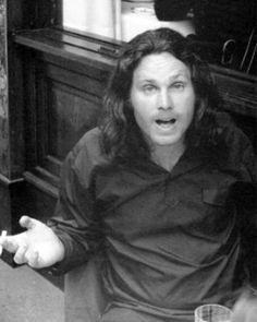 Jim Morrison in Paris   Flickr - Photo Sharing!