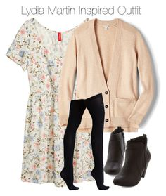 """""""Teen Wolf - Lydia Martin Inspired Outfit"""" by staystronng ❤ liked on Polyvore featuring H&M, FOSSIL, Commando, TeenWolf, LydiaMartin and tw"""