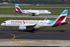 Airbus A320-214 - Eurowings | Aviation Photo #4389369 | Airliners.net