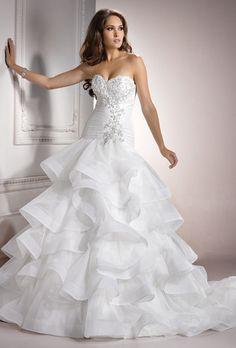 Maggie Sottero Wedding Dresses   Brides.com