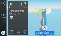 apple carplay ui - Google 검색