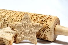 Decorative Engraved Rolling Pins - Posh Equestrian - 1