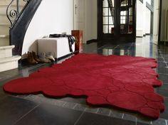 Tapis on pinterest moroccan rugs salons and salon design - Tapis vintage saint maclou ...