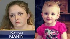 A New Hampshire mother has been accused of beating her 3-year-old daughter to death six months after she was arrested for abusing two of her other children. Katlyn Marin, 25, did not speak during her arraignment on Monday, where she faced charges of assaulting her daughter Brielle Gage multiple times back on November 24 and …