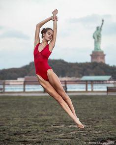 Stunning photo by Jason Lavengood. Dancer Isabel, Forrest Academy of Ballet New York