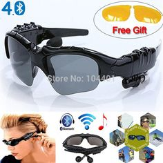mp3  player glass bluetooth headsets Cycling sunglasses wireless hands free