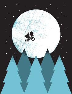 E.T. by  Ross Proulx