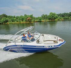 Yamaha Boats - 242 Limited S