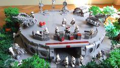 lego star wars the clone wars mocs Star Wars Clones, Star Wars Clone Wars, Lego Star Wars, Star Wars Dark, Lego Clones, Lego Darth Vader, Starwars Lego, Star Wars Diorama, Obi Wan