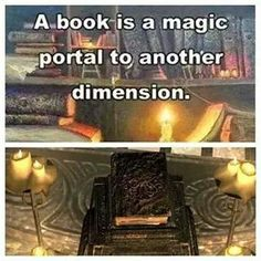 In Skyrim, it really is. A portal to a very scary dimension! Elder Scrolls Games, Elder Scrolls Skyrim, Gamer Humor, Gaming Memes, Arrow To The Knee, Skyrim Funny, Bethesda Games, Best Games, Videogames
